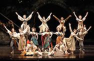 Boston Ballet Dress Rehearsal of Romeo and Juliet.