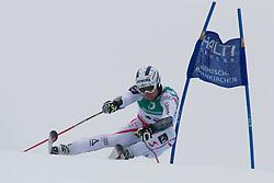 18.02.2011, Kandahar, Garmisch Partenkirchen, GER, FIS Alpin Ski WM 2011, GAP, Herren, Riesenslalom, im Bild Romed Baumann (AUT) // Romed Baumann (AUT) during men's Giant Slalom Fis Alpine Ski World Championships in Garmisch Partenkirchen, Germany on 18/2/2011. EXPA Pictures © 2011, PhotoCredit: EXPA/ M. Gunn