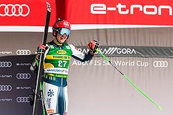 Stefan Hadalin (SLO) during the Audi FIS Alpine Ski World Cup Men's Giant Slalom at 60th Vitranc Cup 2021 on March 13, 2021 in Podkoren, Kranjska Gora, Slovenia Photo by Grega Valancic / Sportida