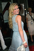Leven Rambin posing before entering the 'The Devil Wears Prada' premiere at the AMC LOEWS in Lincoln Square, New York, USA, on Monday, June 20, 2006. **ITALY OUT**