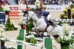 ereBaryard-Johnsson Malin, SWE, H&M Cue Channa 42<br /> Gothenburg Horse Show FEI World Cups 2017<br /> © Hippo Foto - Stefan Lafrentz<br /> 26/02/17