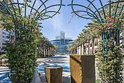 Anaheim Convention Center and Grand Plaza