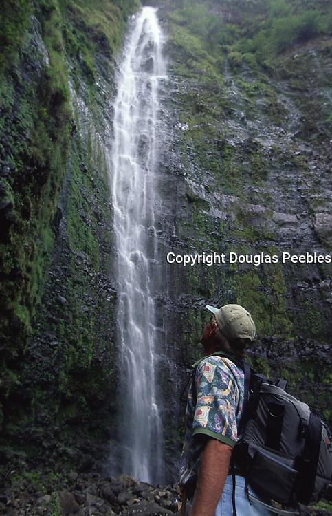 Waterfall, Hawaii<br />