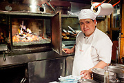 Don Julio Parilla barbecue steak house, Palermo, is one of the most reknowned in Buenos Aires. .