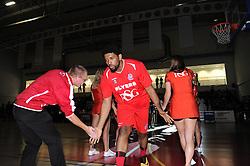 - Photo mandatory by-line: Dougie Allward/JMP - Mobile: 07966 386802 - 18/10/2014 - SPORT - Basketball - Bristol - SGS Wise Campus - Bristol Flyers v Durham Wildcats - British Basketball League