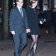 NLD/Delft/20131102 - Herdenkingsdienst voor de overleden prins Friso, prinses Marilene