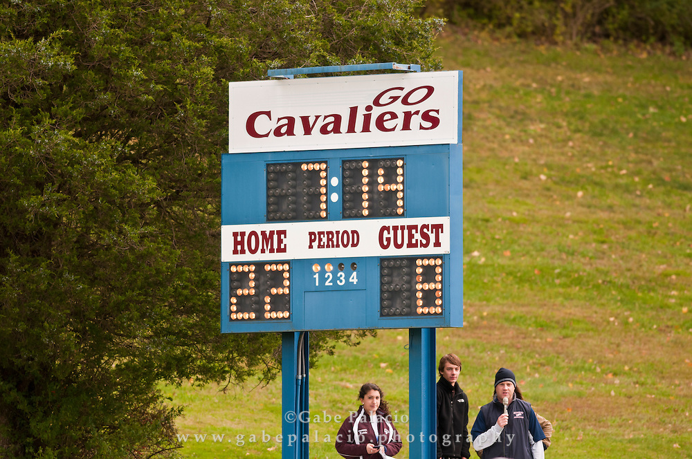 Harvey School homecoming weekend on October, 16, 2010.  (photo by Gabe Palacio)
