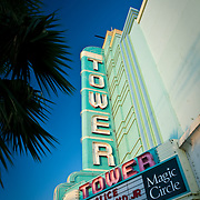 Tower Theater in Old Town Roseville