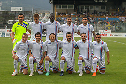 July 28, 2018 - Trento, TN, Italy - UC Sampdoria Team during the Pre-Season friendly between Sampdoria and Parma, in Trento on July 28, 2018, Italy  (Credit Image: © Emmanuele Ciancaglini/NurPhoto via ZUMA Press)
