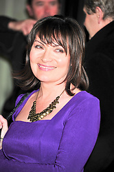 © under license to London News Pictures. 08/03/11,Lorraine Kelly .Red carpet arrivals for the 2011 TRIC (The Television & Radio Industries Club) Awards at Grosvenor House Hotel  London . Photo credit should read ALAN ROXBOROUGH/LNP