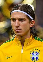 "Conmebol - Copa America CHILE 2015 / <br /> Brazil National Team - Preview Set // <br /> Filipe Luis Kasmirski "" Filipe Luis """