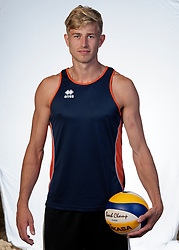 Steven van de Velde during the BTN photoshoot on 3 september 2020 in Den Haag.