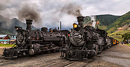 Durango & Silverton Railway, Silverton, Colorado