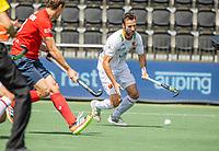 AMSTELVEEN -  tijdens de wedstrijd mannen , Spanje-Frankrijk (2-3) bij het  EK hockey , Eurohockey 2021. COPYRIGHT KOEN SUYK