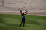 Sean Crocker (USA) on the 9th during Round 3 of the Oman Open 2020 at the Al Mouj Golf Club, Muscat, Oman . 29/02/2020<br /> Picture: Golffile   Thos Caffrey<br /> <br /> <br /> All photo usage must carry mandatory copyright credit (© Golffile   Thos Caffrey)