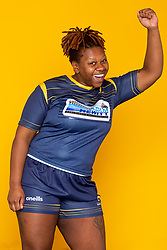 Narcisse Jordan of Worcester Warriors Women - Mandatory by-line: Robbie Stephenson/JMP - 27/10/2020 - RUGBY - Sixways Stadium - Worcester, England - Worcester Warriors Women Headshots