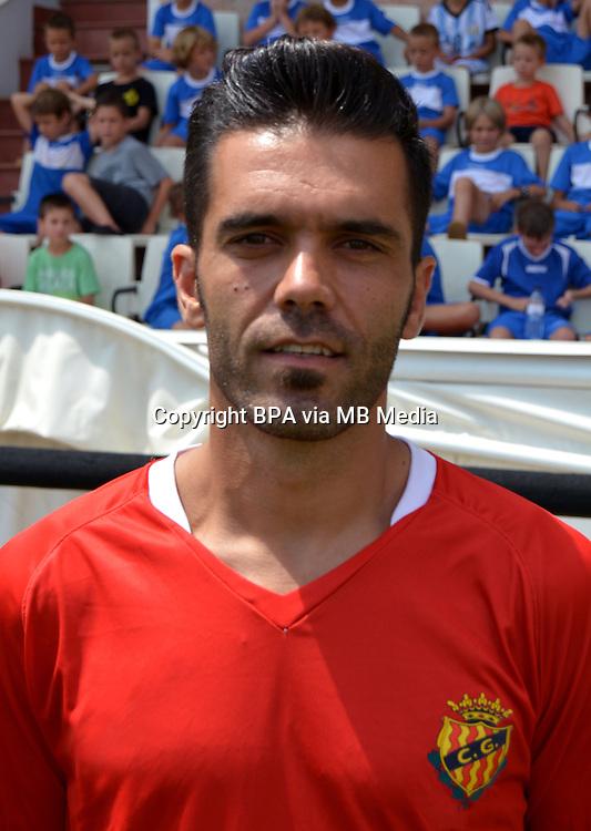 Spain - La Liga Adelante 2015-2016 / <br /> ( Club Gimnastic de Tarragona ) - <br /> Iago Bouzon Amoedo