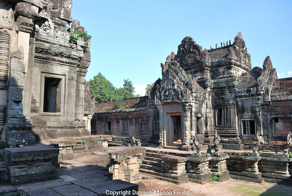 Angkor Wat and the surrounding temples of Siem Reap including Banteay Srei, Preah Khan, Bayon Thom