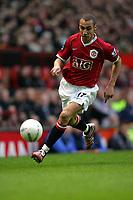 Fotball<br /> Foto: Fotosports/Digitalsport<br /> NORWAY ONLY<br /> <br /> Henrik Larsson <br /> <br /> Manchester United V Aston Villa 07/01/07<br /> The FA Cup 3rd Round