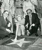 1974 Don Federson's Walk of Fame ceremony