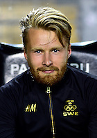 Fifa Men´s Tournament - Olympic Games Rio 2016 - <br /> Sweden National Team - <br /> Jacob Une Larsson