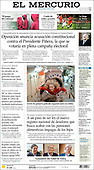 October 06, 2021 - LATIN AMERICA: Front-page: Today's Newspapers In Latin America