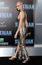 World Premiere of Valerian and the City of a Thousand Planets. 17 Jul 2017 Pictured: Cara Delevingne. Photo credit: MEGA TheMegaAgency.com +1 888 505 6342