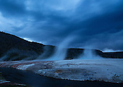 Yellowstone National Park, Wyoming<br /> Photo by David Stubbs