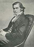 'Thomas Henry Huxley (1825-1895) prominent English scientist, called 'Darwin's Bulldog for support of theory of evolution..  Zoologist, a specialist in Comparative Anatomy; Coined the word 'agnostic'.'