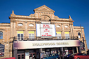 Hollywood cinema historic venue building, Great Yarmouth, Norfolk, England