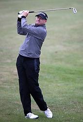 USA's Steve Flesch during day three of the Senior Open at Royal Porthcawl Golf Club, Porthcawl.