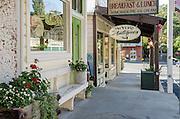 Downtown Amador City, Amador County, California