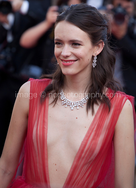 Stacy Martin at the closing ceremony and The Specials film gala screening at the 72nd Cannes Film Festival Saturday 25th May 2019, Cannes, France. Photo credit: Doreen Kennedy