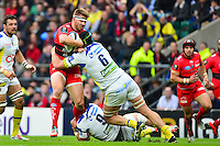 Drew MITCHELL - 02.05.2015 - Clermont / Toulon - Finale European Champions Cup -Twickenham<br />