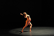 May 15th, 2010 - Miami Beach, Florida -- Barbie Freeman in Passing the Curve by the Momentum Dance Company in Concert with Guest Artists Andrea Seidel and The Isadora Duncan Dancers.