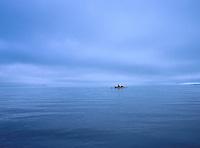 Padle havkajakk, sea kayak