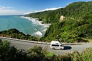 Oceania, New Zealand, Aotearoa, South Island, West Coas, Paparoa Coast, Highway, Paparoa National Park