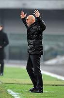 """mimmo di carlo esultanza a fine gara<br /> Verona, 17/01/2010 Stadio """"Bentegodi""""<br /> Chievo-Juventus<br /> Campionato Italiano Serie A 2009/2010<br /> Foto Nicolò Zangirolami Insidefoto"""