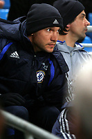 Photo: Paul Thomas.<br /> Manchester City v Chelsea. The Barclays Premiership. 14/03/2007.<br /> <br /> Andriy Shevchenko, on the bench for Chelsea.