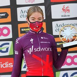 25-04-2021: Wielrennen: Luik Bastenaken Luik (Vrouwen): Luik: Demi Vollering