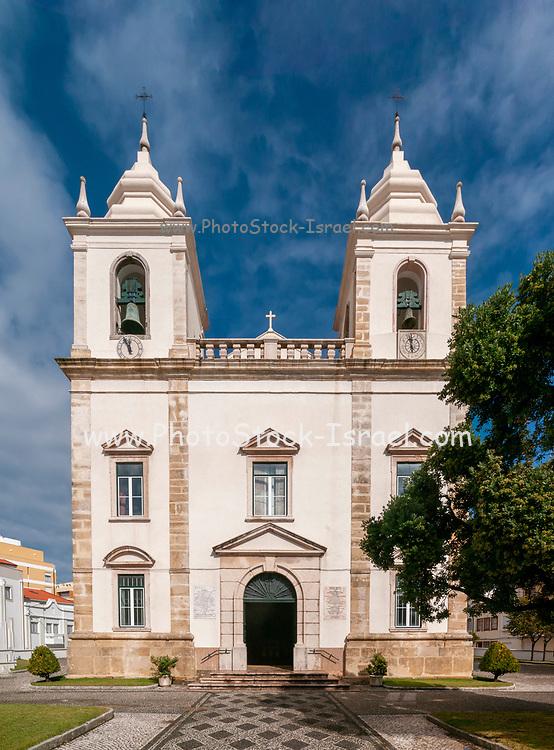 St. Julian Catholic Church in Figueira da Foz, Portugal