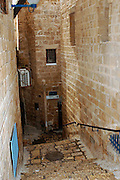 Small Alley in Old Jaffa, Israel