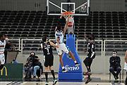 Kennedy Sha Markus<br /> Dolomiti Energia Trentino - Acqua S.Bernardo Cantu<br /> Lega Basket Serie A 2020/21<br /> Trento, 13/12/2020<br /> Foto Sergio Mazza / Ciamillo-Castoria