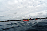 Kayaking - padle