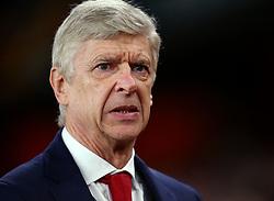 Arsenal manager Arsene Wenger - Mandatory by-line: Robbie Stephenson/JMP - 15/03/2018 - FOOTBALL - Emirates Stadium - London, England - Arsenal v AC Milan - UEFA Europa League Round of 16, Second leg