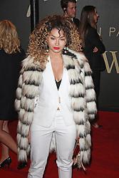 Ella Eyre, The British Fashion Awards 2014, The London Coliseum, London UK, 01 December 2014, Photo By Brett D. Cove © Licensed to London News Pictures. 02/12/2014. Brett D Cove/PIQ/LNP