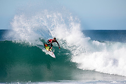Gabriel Medina (BRZ) advances to Round 4 of the 2018 Corona Open J-Bay after winning Heat 12 of Round 3 at Supertubes, Jeffreys Bay, South Africa.