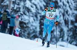 27.11.2016, Nordic Arena, Ruka, FIN, FIS Weltcup Langlauf, Nordic Opening, Kuusamo, Herren, im Bild Martti Jylhae (FIN) // Martti Jylhae of Finland during the Mens FIS Cross Country World Cup of the Nordic Opening at the Nordic Arena in Ruka, Finland on 2016/11/27. EXPA Pictures © 2016, PhotoCredit: EXPA/ JFK