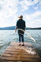 Timothy Lake, Oregon.