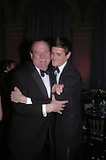 Jeremy Soames and Lord Alexander Spencer-Churchill. The Black and White Winter Ball. Old Billingsgate. London. 8 February 2006. -DO NOT ARCHIVE-© Copyright Photograph by Dafydd Jones 66 Stockwell Park Rd. London SW9 0DA Tel 020 7733 0108 www.dafjones.com